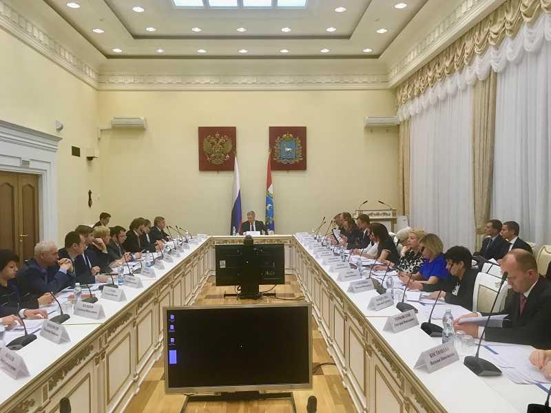 Минэкономразвития Самарской области упростит жизнь серьезным инвесторам любого масштаба