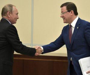 Дмитрий Азаров увидел в послании Владимира Путина любовь и уважение к гражданам России