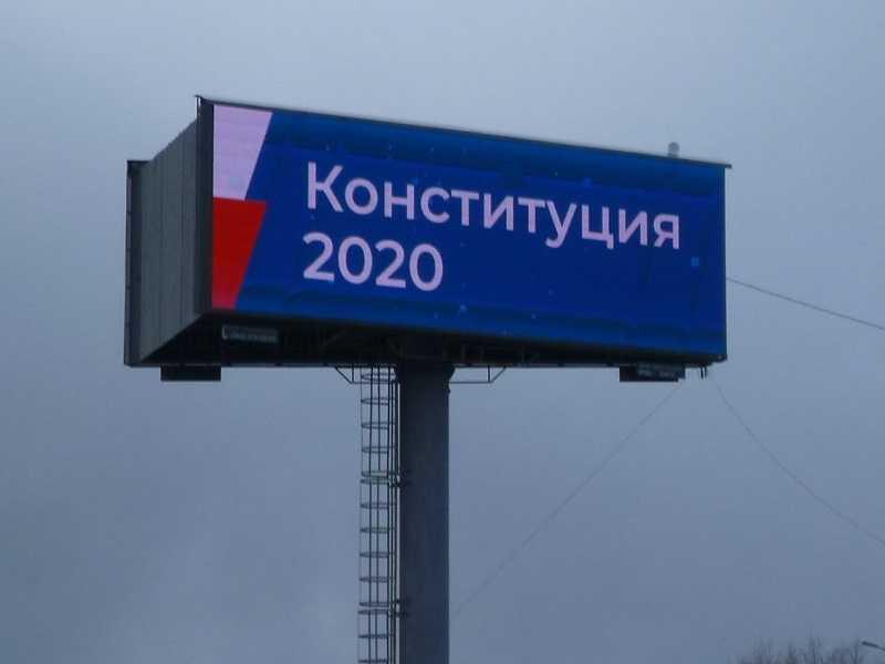 В Самарской области насчитали лишь 19% противников Конституции-2020