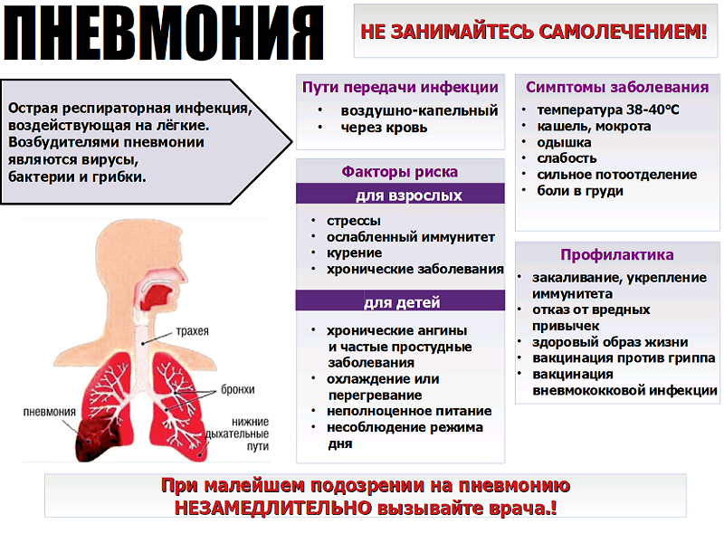 Заболеваемость пневмониями в Самарской области на фоне коронавируса подскочила втрое