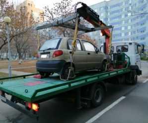 У жительницы Автозаводского района забрали Daewoo Matiz за коммунальные долги в размере 43500 рублей