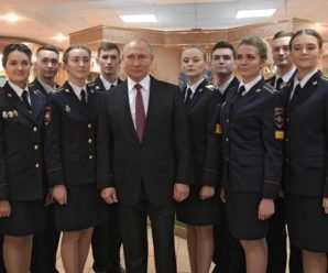 Обучение в вузах МВД России: уверенность в завтрашнем дне