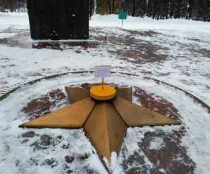 Тольяттинские полицейские нашли потушившего Вечный огонь в парке Победы подростка