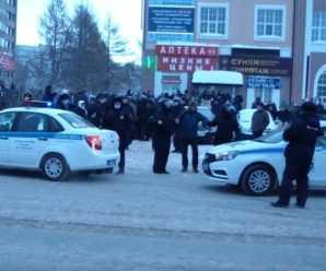 """Видеозаписи с """"прогулок"""" 23 января в Тольятти могут лечь в основу новых административных и уголовных дел"""