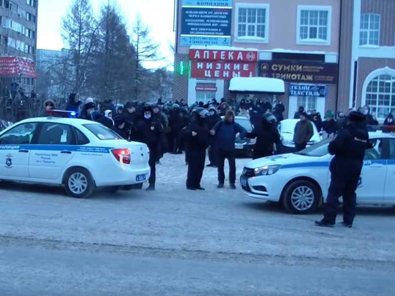 Правительство Самарской области выявило негативное отношение к митингам за Навального у 2/3 населения