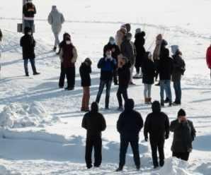 """23 и 31 января в Тольятти: полный провал """"движухи"""" и бессмысленная остановка общественного транспорта"""
