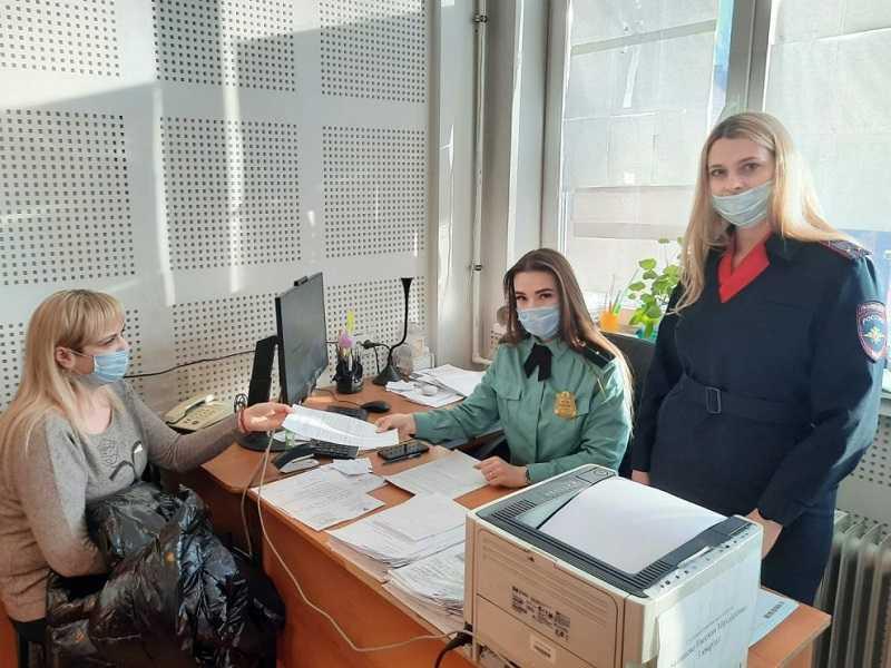 За январь 2021 года под арест отправились 20 своевременно не оплативших административные штрафы тольяттинцев