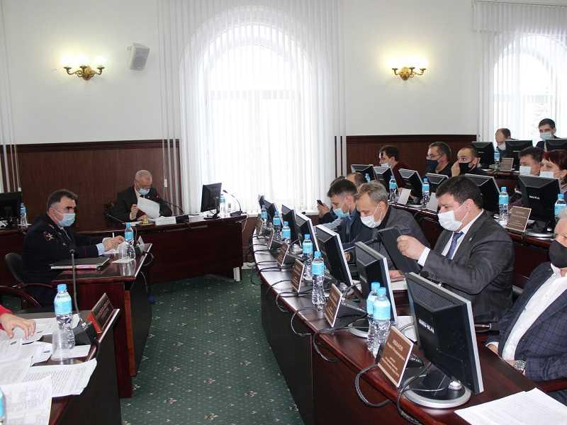 Глава полиции Тольятти рассказал об улучшении криминогенной обстановки в городе