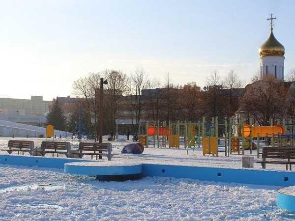 Сквер имени Жилкина пообещали озеленить по весне за три миллиона рублей