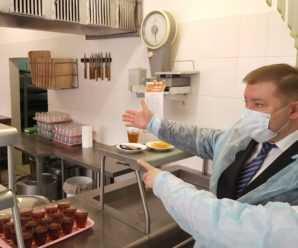 Обновление школьных столовых должно быть продолжено