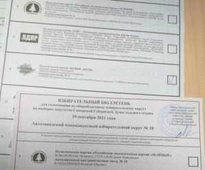 """Выборы в Самарской области объявили """"чистыми"""""""