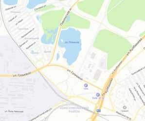Участок улицы Громовой перекрыт до 30 сентября