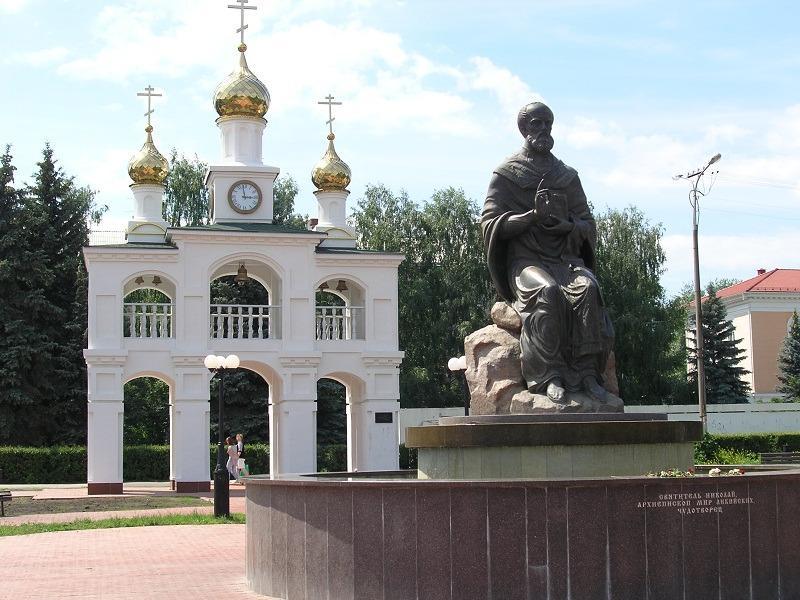Сергей Анташев и администрация Тольятти ответят за звонницу и Николая Угодника
