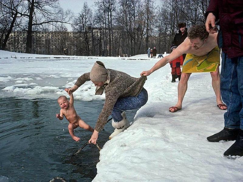 Тольяттинцев приглашают встретить крещенскую ночь в искусственных лужах