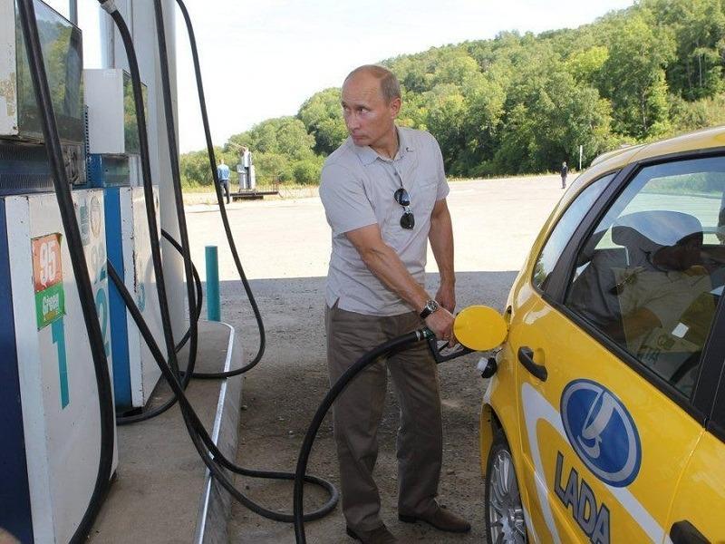 Урна Мора: АВТОВАЗ за Путина без отрыва от производства?