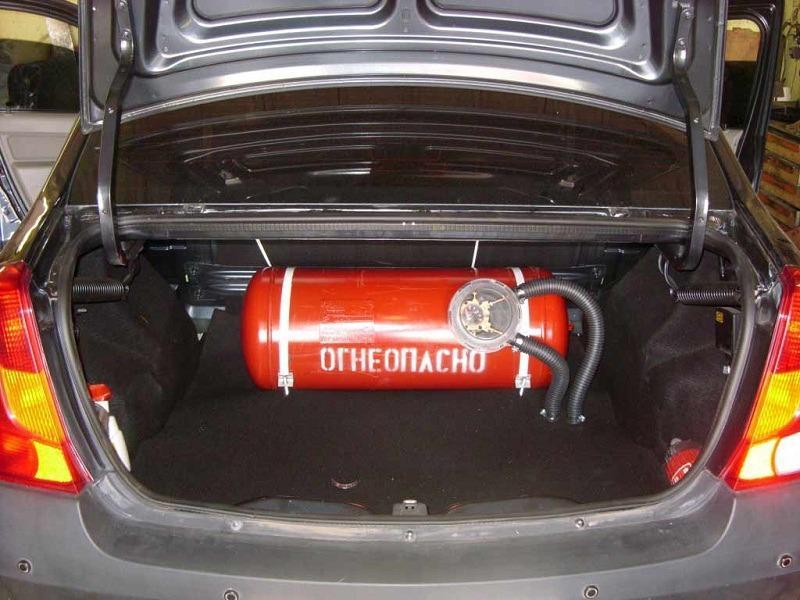 Самарские газовики лоббирут снижение налога для авто на метане