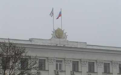 Юбилей: пять лет назад неизвестные люди подняли российский флаг над зданиями госорганов Крыма