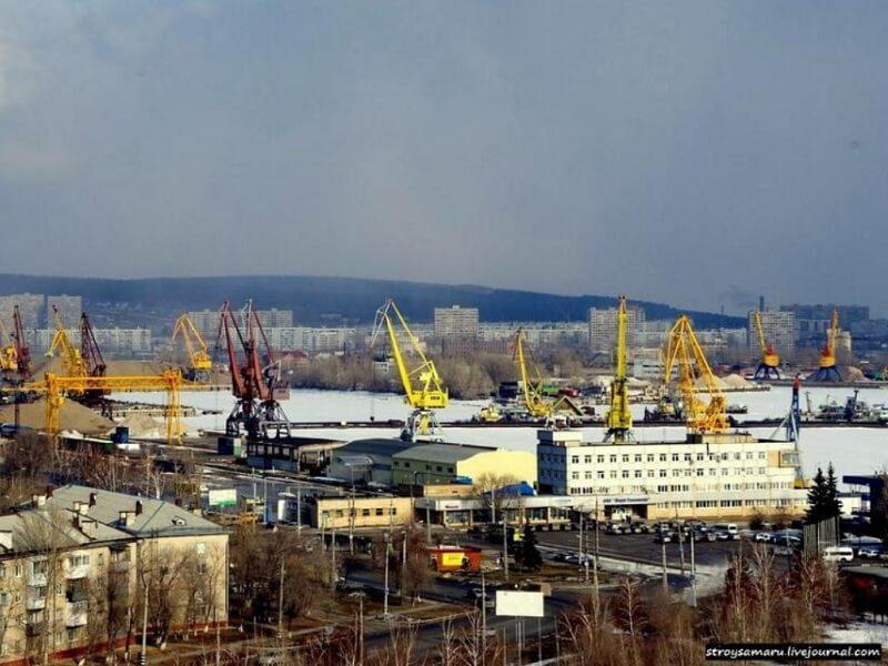 Тольяттинские депутаты разрешили строить завод ЖБИ в речпорту