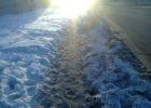 Коммунальщики Тольятти пообещали оперативно чистить дороги к избирательным участкам 18 марта