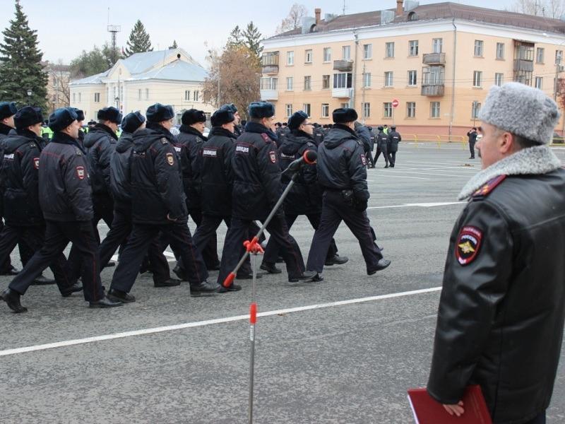Полиция Тольятти приглашает на службу