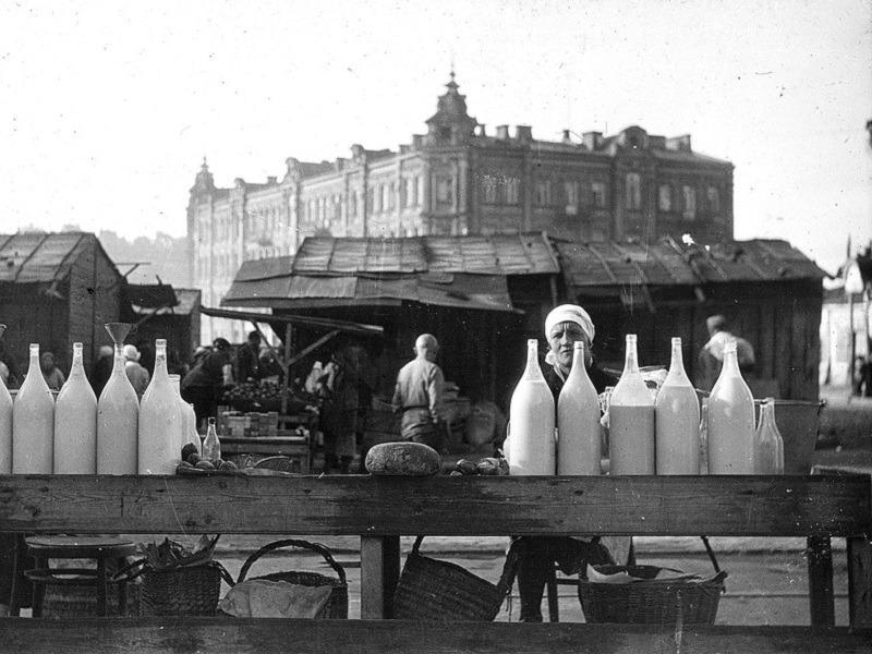 Фальсифицированное молоко: вековая беда Самарской области