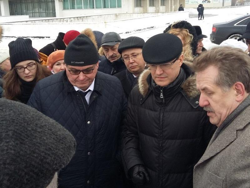 "Дмитрий Азаров: ""Отставка Анташева? Ерунда!"""