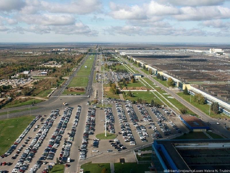 АВТОВАЗ поднимет цены на автомобили на 1-2%
