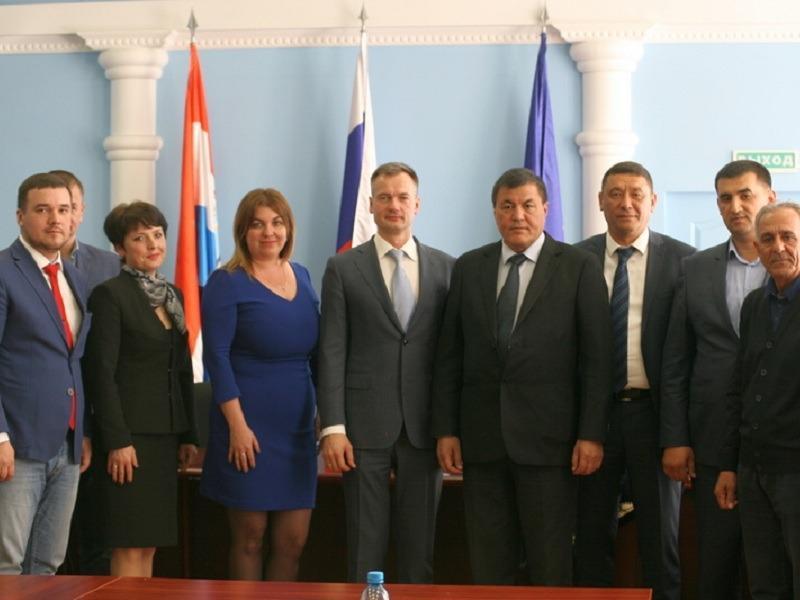 В Тольятти пообещали открыть Торговый дом Узбекистана