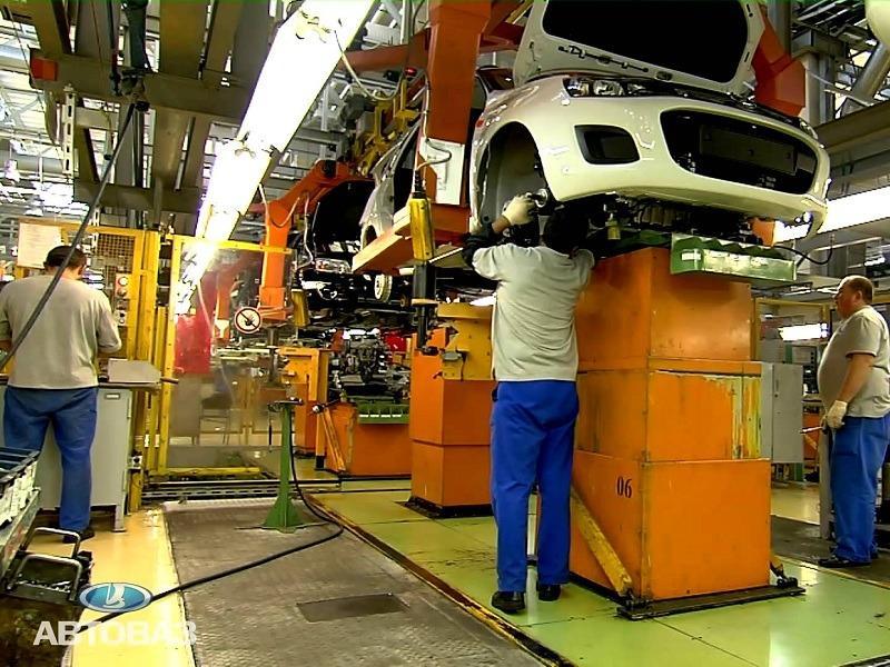 Ив Каракатзанис пообещал ставить новые модели Lada на конвейер в Тольятти