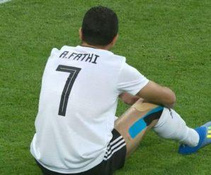 Россия - Египет. 3:1