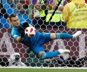 Россия в четвертьфинале