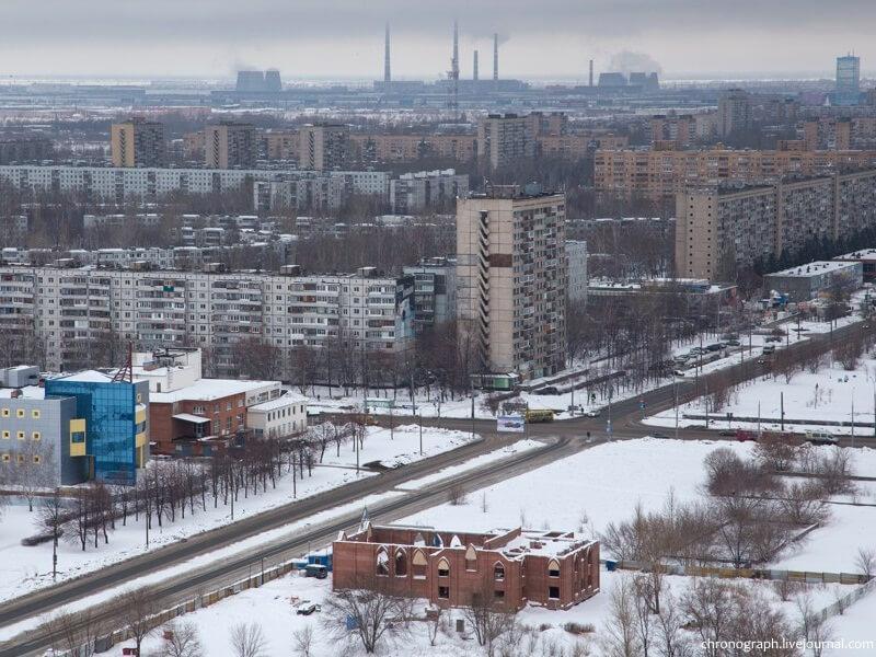 """Тольятти - """"место Силы"""" или """"город-*****ц""""? (18+)"""