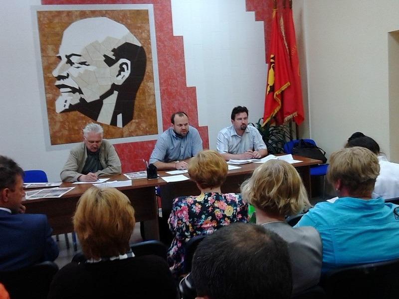 КПРФ Тольятти: очередной раскол?