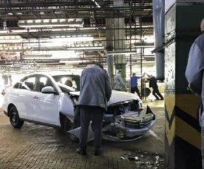 Случайные перегонщики разбивают автомобили на АВТОВАЗе?