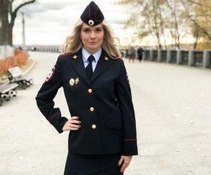 Жителям области предложили проголосовать за «Мисс Самарская полиция – 2018»