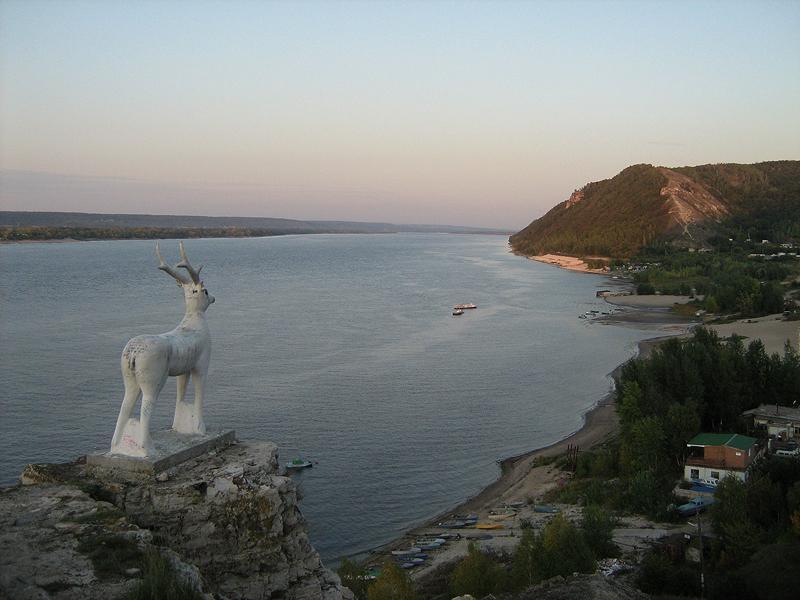 Дмитрий Азаров призвал развивать Жигулевск на хай-теке и туризме