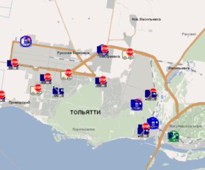 Тольяттинские дороги убирают машины-невидимки?