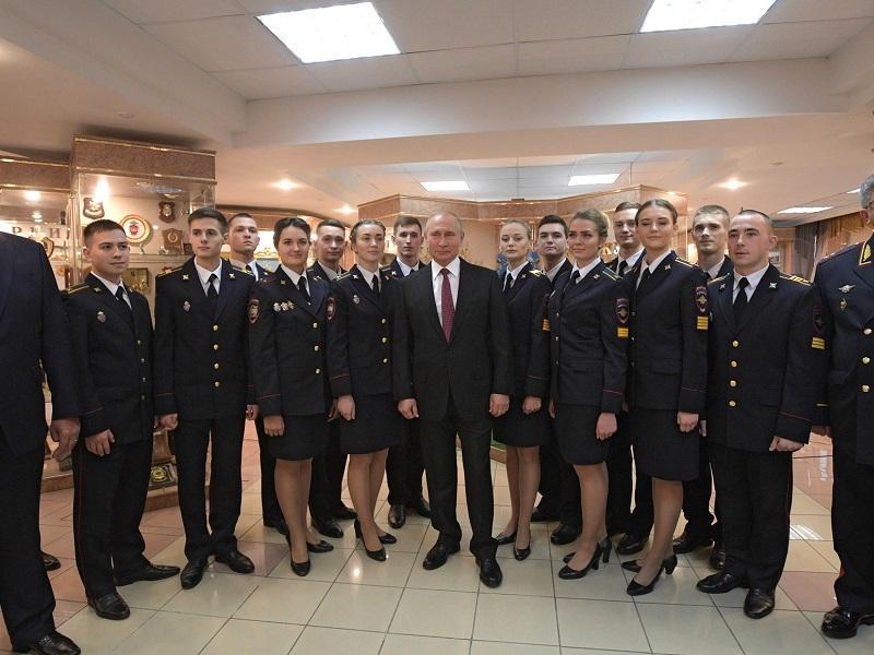 Жителям Самарской области предлагается высшее образование в вузах МВД