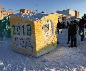 Администрация: у критиков новогоднего облика Тольятти не повернется язык