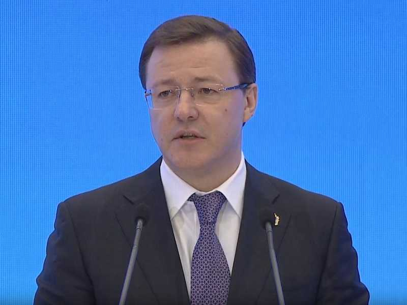 Послание Дмитрия Азарова довело информацию о росте реальных зарплат и успешном развитии Самарской области