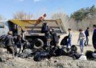 Каждый среднестатистический участник тольяттинского субботника убрал 73 кило мусора