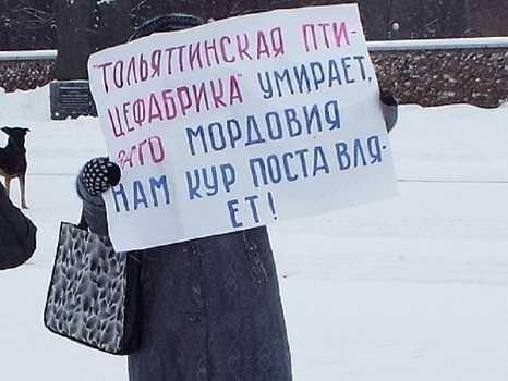 Очередное ужесточение законодательства об акциях протеста в Самарской области обосновали заботой о детях