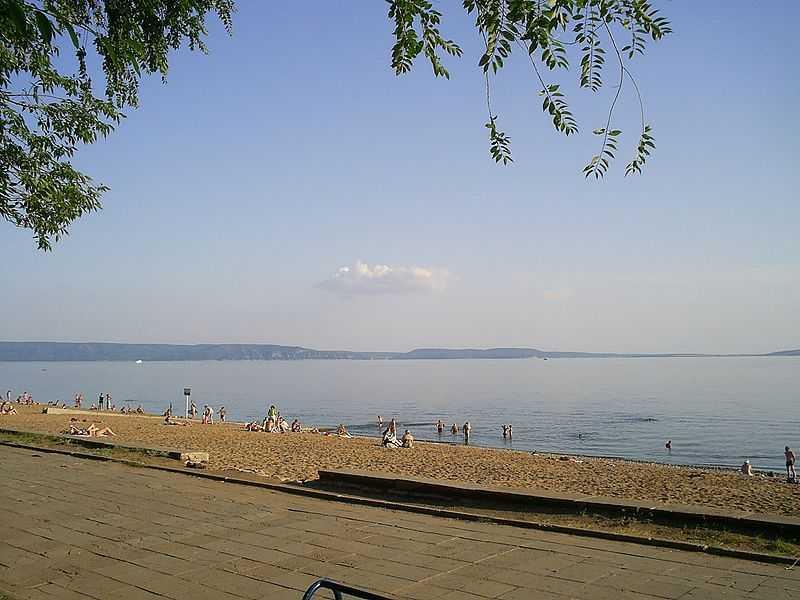 Волга в окрестностях Тольятти вновь признана зараженной фекалиями
