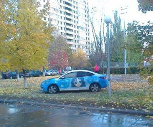 Власти Тольятти надеются частично покрыть дефицит городского бюджета штрафами за парковку на газонах