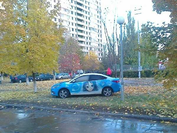 Власти Тольятти надеются покрыть дефицит городского бюджета штрафами за парковку на газонах