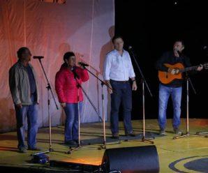 На Мастрюковских озерах завершился очередной малопопулярный Грушинский фестиваль