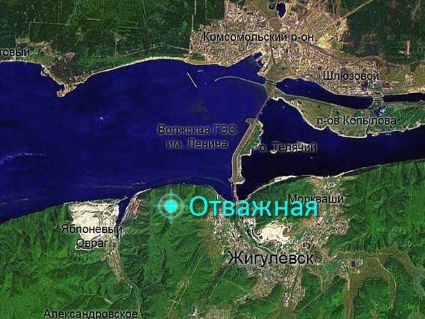 Правительство Самарской области начало поиски спонсора под проект превращения Жигулевска в горнолыжный курорт