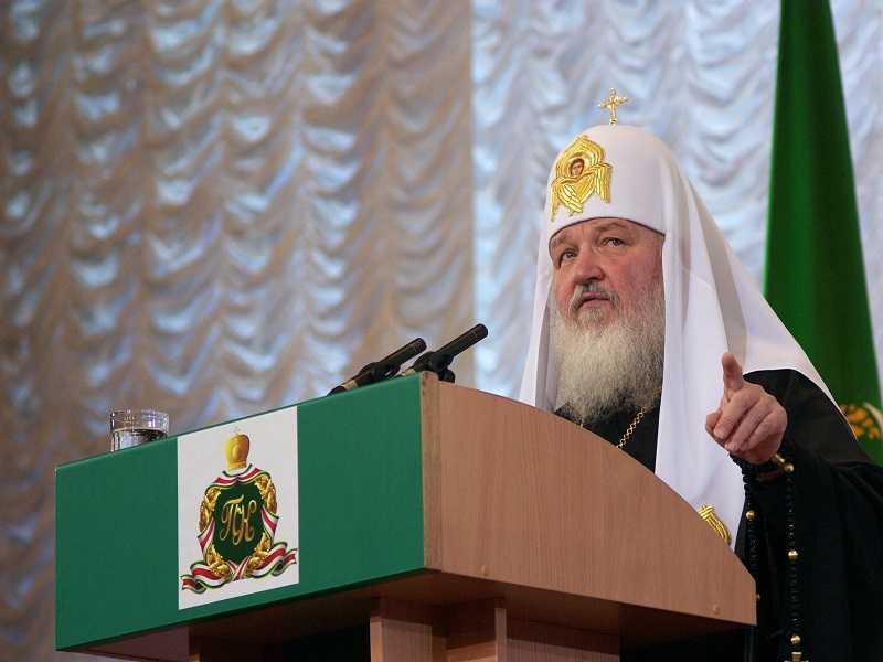 Визит патриарха Кирилла в Тольятти и Самару будет активно транслироваться по телевидению и в сети
