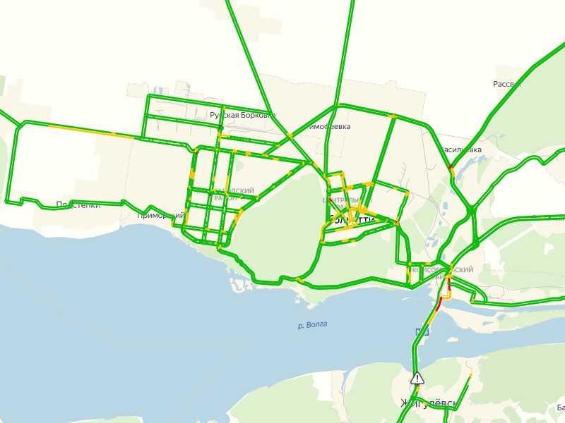 Тольяттинско-самарскую агломерацию предупредили о возможном без пересадки на общественный транспорт дорожном коллапсе