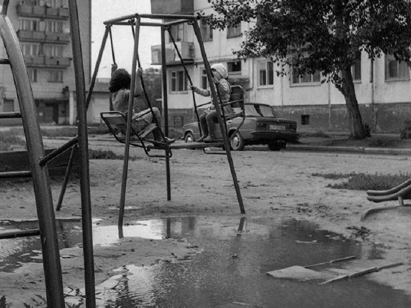 Старый Тольятти: благоустройство 1980-х